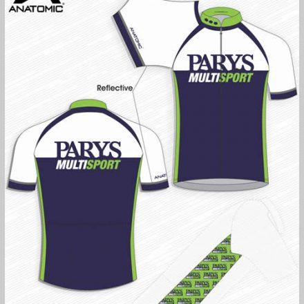 Parys Multisport Club Cycling Shirt